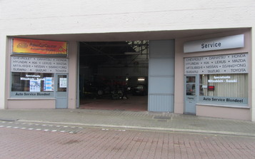 Garage Blondeel – Eeklo - Showroom
